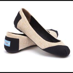 925624f017a Women s Toms Ballet Flats on Poshmark